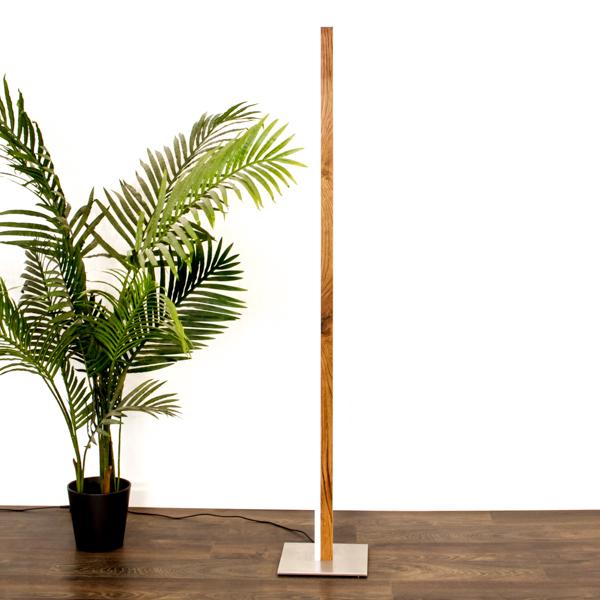 Lampen oder Stehleuchten aus Holz