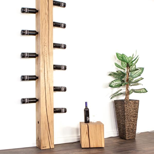 Möbeldesign für den Weinkeller